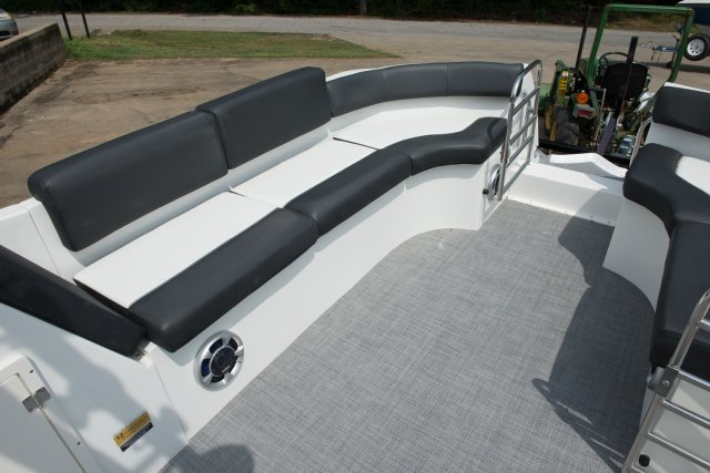 A 237 UU is a Power and could be classed as a Deck Boat, Pontoon,  or, just an overall Great Boat!